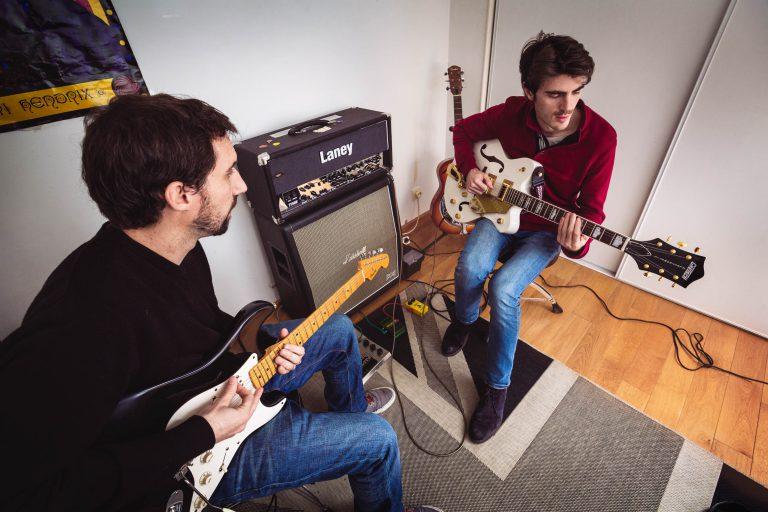 cours guitare Ecole de musique à Vaulx-en-Velin, lyon est