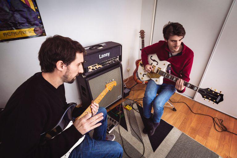 cours guitare & basse Ecole de musique à Vaulx-en-Velin, est lyonnais