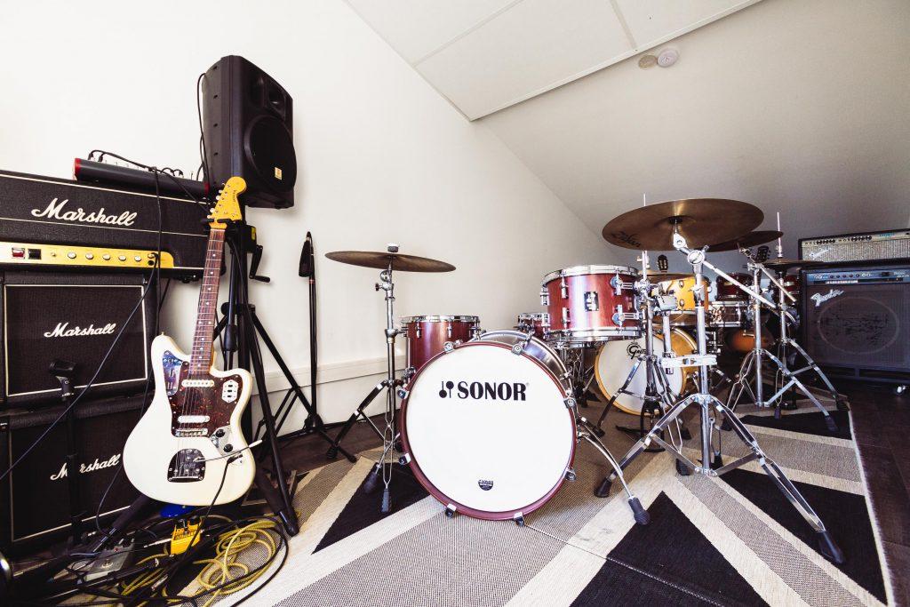 Salle de cours Ecole de musique à Vaulx-en-Velin, est lyonnais